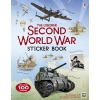 Information Sticker Books: Second World War Sticker Book