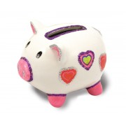 Decorate Your Own- Piggy Bank