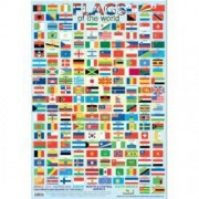 Flags Of The World Wall Chart