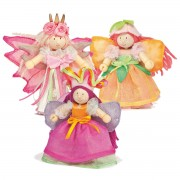 Budkins Garden Fairies Gift Set