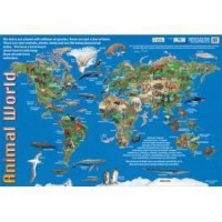 Animal World Wall Chart