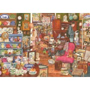 1000 Piece DeLuxe Puzzle - Den of Antiquity