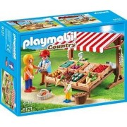 Playmobil Farmers Market 6121