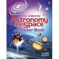 Information Sticker Books: Astronomy & Space Sticker book