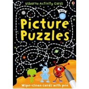 Activity Cards: Picture Puzzles
