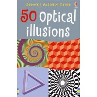 Activity Cards: 50 Optical Illusions