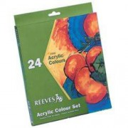 Reeves Acrylic Paints (24x10ml)