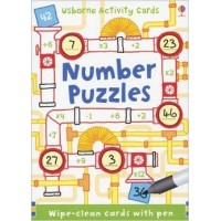 Activity Cards: Number Puzzles