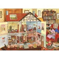 1000 Piece DeLuxe Puzzle - Ideal Home