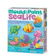 4M Mould and Paint Sealife