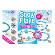 Make Your Own Snow Flake Charm Jewellery