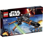 Poe's X-Wing Fighter 75102