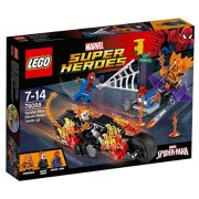 Lego Super Heroes Spiderman: Ghost Rider Team-up 76058