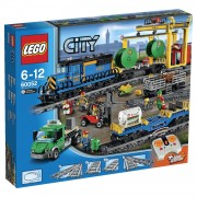 Lego City Cargo Train 60052