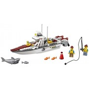 Lego City Fishing Boat 60147