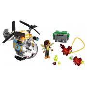 Lego Super Hero Girls Bumblebee Helicopter 41234