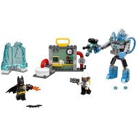 Lego Batman Mr Freeze Ice Attack 70901