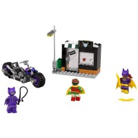 Lego Batman Catwoman Catcycle Chase 70902