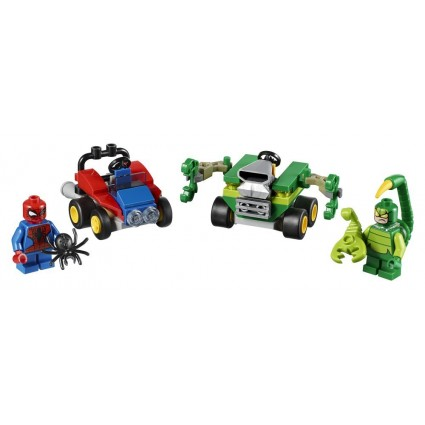 Lego Super Heroes Mighty Micros: Spider-Man vs. Scorpion 76071