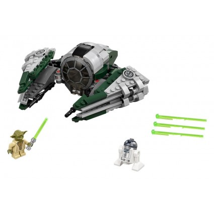 Lego Star Wars Yoda's Jedi Starfighter™ 75168