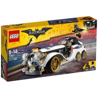 Lego Batman The Penguin™ Arctic Roller 70911