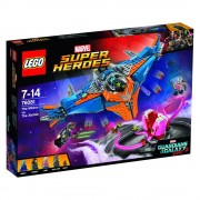 Lego Guardians of the Galaxy The Milano Vs. The Abilisk 76081