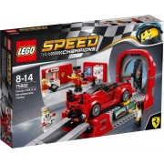 Lego Speed Champions Ferrari FXX K & Development Centre 75882