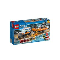 Lego City Coast Guard 4 x 4 Response Unit 60165