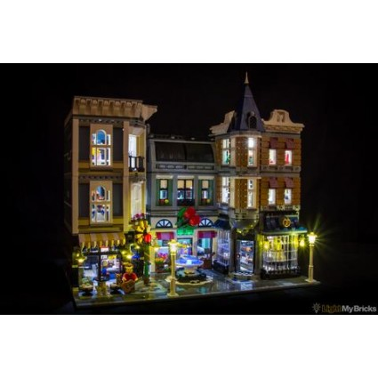 Light My Bricks Assembly Square (NEW)