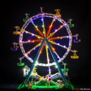 Light My Bricks Ferris Wheel