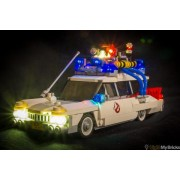 Light My Bricks LED Lighting for Lego - Ghostbusters Ecto-1 21108