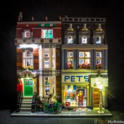 Light My Bricks Pet Shop