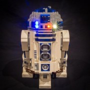 Light My Bricks Star Wars R2D2