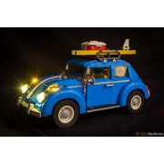 Light My Bricks Volkswagen Beetle