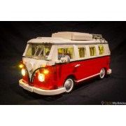 Light My Bricks Volkswagen T1 Camper Van
