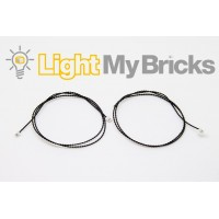 Light My Bricks Connecting Cables - 50cm (2 Pack)