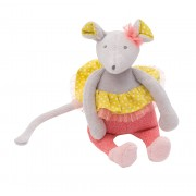 Moulin Roty Mademoiselle et Ribambelle Mouse rattle