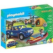 Playmobil Wildlife Camping Adventure 5669