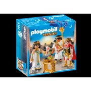 Playmobil Caesar and Cleopatra 5394