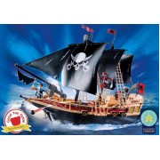 Playmobil Pirate Raiders Ship 6678