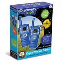 Discovery Kids Digital Walkie Talkies